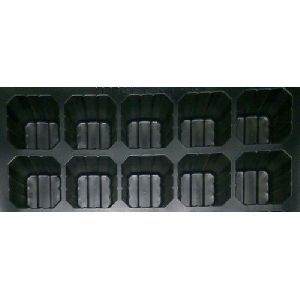 10 Cavity Banana Seedling Trays