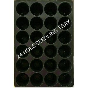 24 Hole Seedling Trays