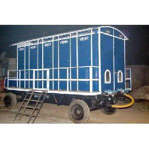 Non AC Mobile Toilet Van