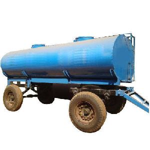 Trailer Mounted Water Tanker