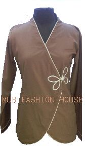 Brown Nurse Uniform