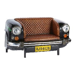 Car Shaped Automobile Sofa