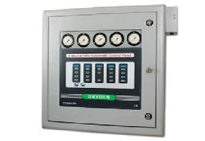 Fully Automatic Oxygen Gas Control Panel