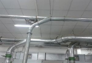 Hospital Ducting
