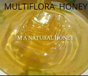 Pure Multiflora Honey