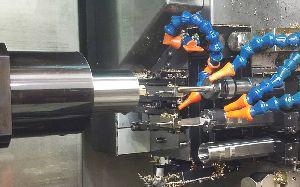 Tornos CNC Swiss Machine