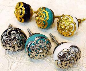 Ceramics Knobs