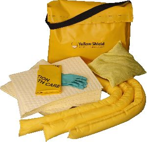 Chemical and Oil Spill Kits