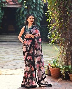 Casual Ladies Sarees