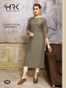 Designer Kurti with Pants