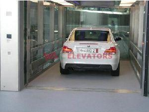 Automatic Door Car Lift