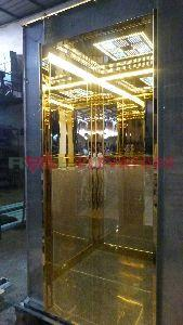 Stainless Steel Gold Plated Lift