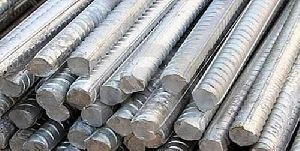 Galvanized TMT Bar