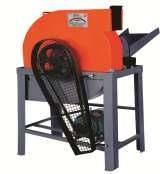 SK- 81 B Double Blower Chaff Cutter Machine
