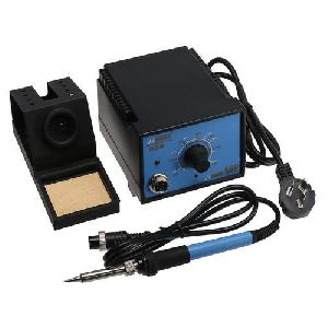 Soldering Station With Temperature Controlled