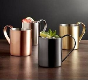 Copper Plain Mule Mug
