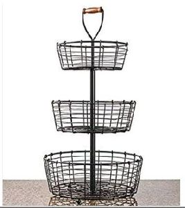 Wire 3 Tier Basket