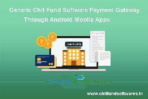 Generic Chit Fund Software Payment Gateway Through Android Mobile Apps