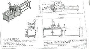 Automatic 3ply Ear Loop Welding Machine