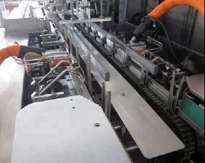 High-Speed Mask Bagging and Boxing Machine