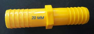 1 Inch Plastic Pipe Connector