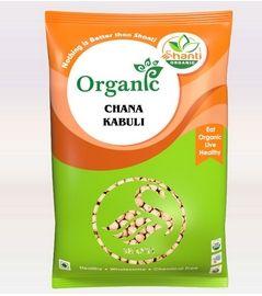 Organic Kabuli Chana