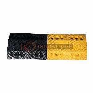 50 mm Rubber Safety Speed Breakers