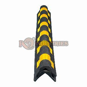 Bounce Shaped Rubber Pillar Guards