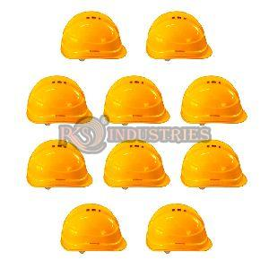 Pack of 10 Safety Helmet