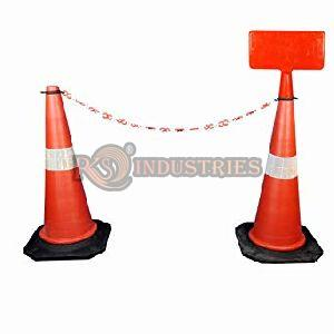 Pack of 2 Traffic Cone Message Plates