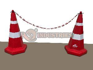 Pack of 2 Traffic Safety Cone