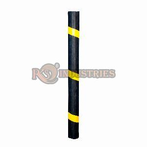 Rubber Pillar Guard With Channels