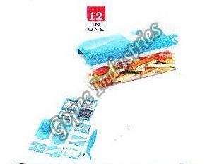 12 In 1 Vegetable Chipser