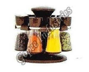 8 In 1 Deluxe Spice Rack