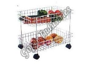 Double Regular Vegetable Stand