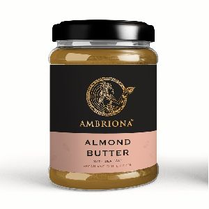 Almond Butter with Sea Salt
