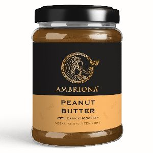 Peanut Butter With Dark Chocolate