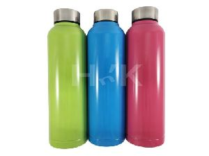 Pastel Color Stainless Steel Water Bottle