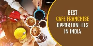 Coffee shop franchise in india
