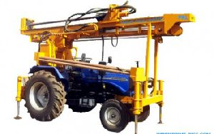Low Quality Hydraulic Tractor Mounted Water Well Drilling Rig