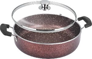 Non Stick Multi Pan with Glass LID
