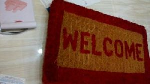 Coir Rectangle Door Mat