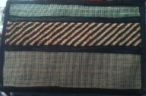 Jute Striped Door Mat