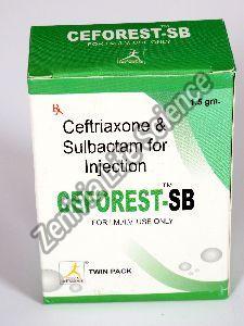 Ceforest-SB Injection