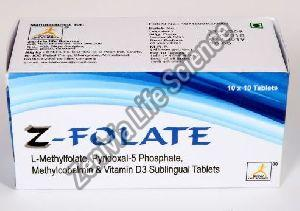 Z-Folate Tablets