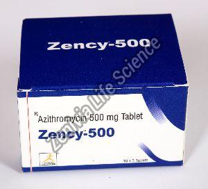 Zency-500 Tablets