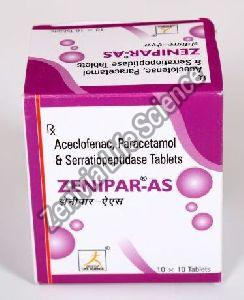 Zenipar-AS Tablets
