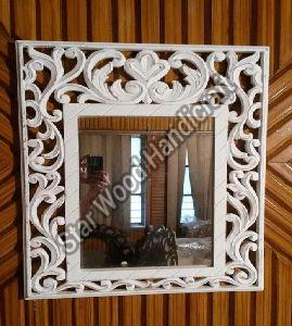 Square Shaped Mirror