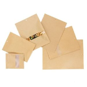 Heat Sealable Food Grade Paper