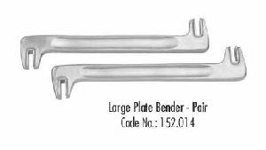 Large Plate Bender - Pair